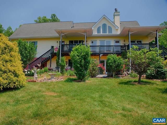 17 Lakeland Ln, Nellysford, VA 22938 (MLS #618462) :: Kline & Co. Real Estate