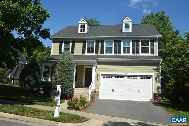1634 Wickham Way, CHARLOTTESVILLE, VA 22901 (MLS #618547) :: Real Estate III