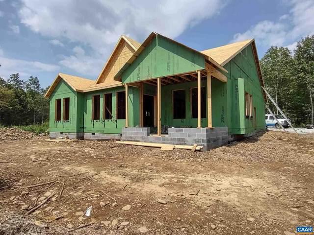1074 Stoney Creek West, Nellysford, VA 22958 (MLS #618549) :: Kline & Co. Real Estate