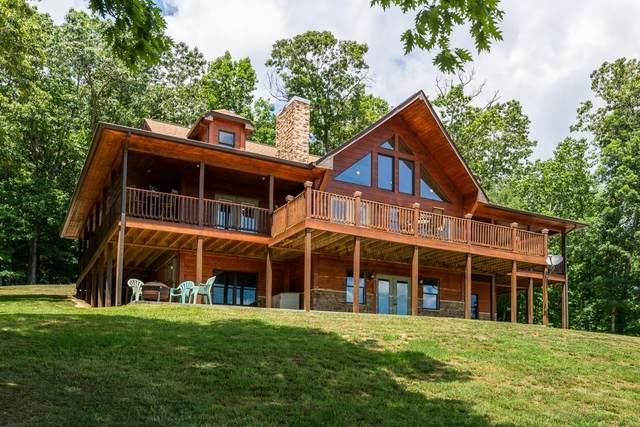 1243 Middle River Rd, STAUNTON, VA 24401 (MLS #618571) :: KK Homes