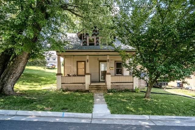 623 E Wolfe St, HARRISONBURG, VA 22802 (MLS #619119) :: Jamie White Real Estate