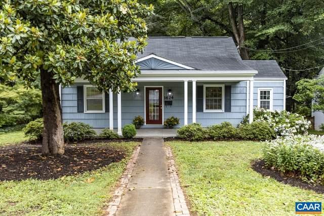 1624 Rose Hill Dr, CHARLOTTESVILLE, VA 22903 (MLS #619207) :: KK Homes