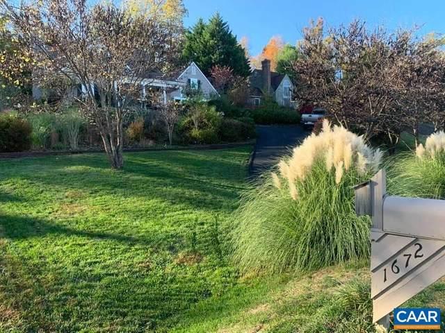 1672 Stoney Creek Dr, CHARLOTTESVILLE, VA 22902 (MLS #619550) :: Jamie White Real Estate