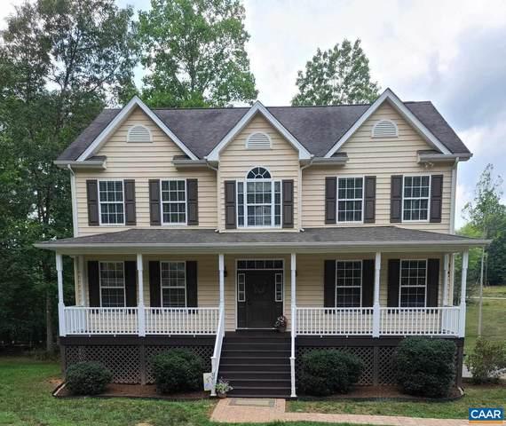 60 Pine Ridge Rd, FABER, VA 22938 (MLS #619709) :: Real Estate III