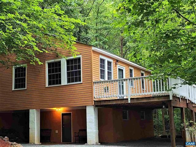 306 Taylor Mountain Rd, STANARDSVILLE, VA 22973 (MLS #620232) :: Jamie White Real Estate
