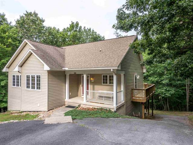 214 Melrose Ct, Mcgaheysville, VA 22840 (MLS #620325) :: Jamie White Real Estate