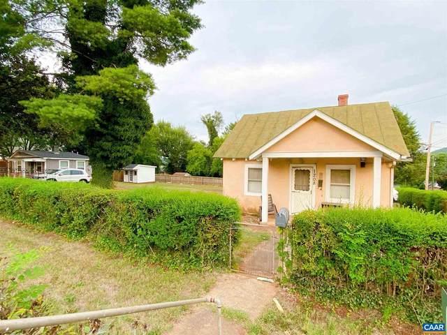 1206 & 1208 Monticello Ave, CHARLOTTESVILLE, VA 22902 (MLS #620838) :: Kline & Co. Real Estate