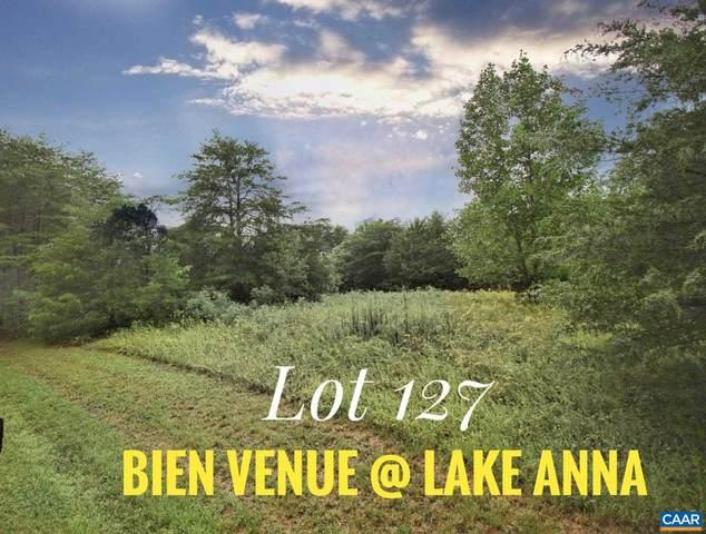 lot 127 Daniel Rd #127, LOUISA, VA 23093 (MLS #621031) :: KK Homes