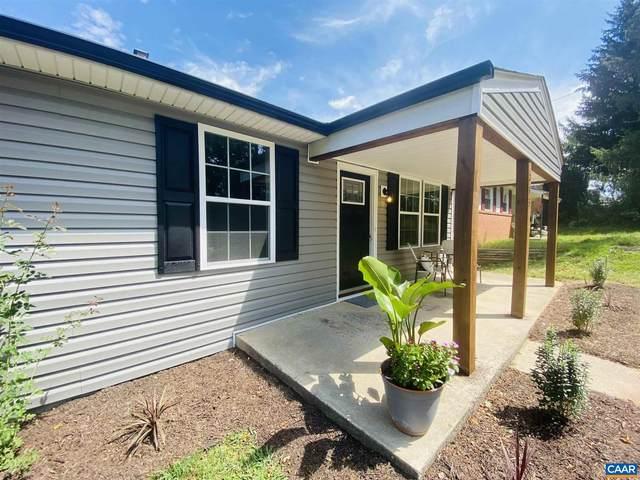 213 Carolina Ave, WAYNESBORO, VA 22980 (MLS #621175) :: Jamie White Real Estate