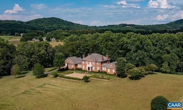1385 Taylors Gap Rd, CHARLOTTESVILLE, VA 22901 (MLS #621601) :: Jamie White Real Estate