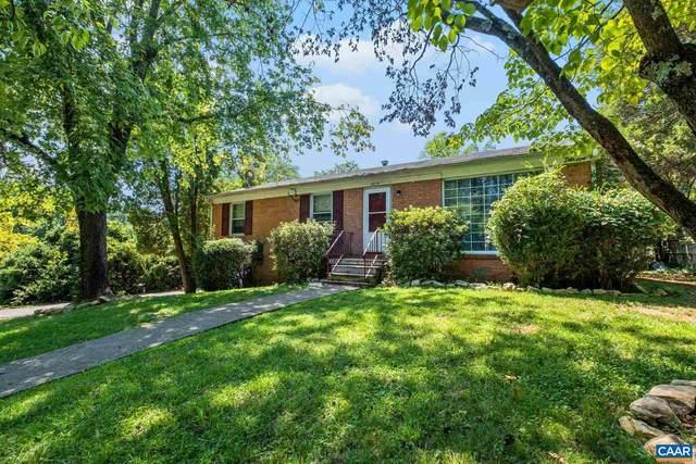 2239 Banbury St, CHARLOTTESVILLE, VA 22901 (MLS #621687) :: Kline & Co. Real Estate