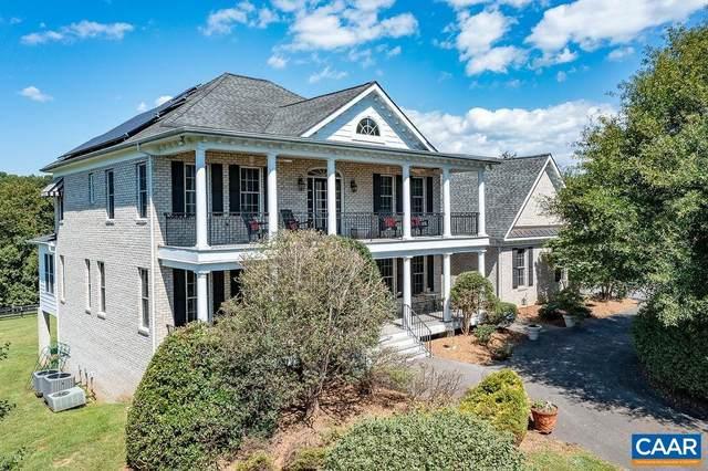 4601 Grand View Dr, CHARLOTTESVILLE, VA 22901 (MLS #622069) :: KK Homes