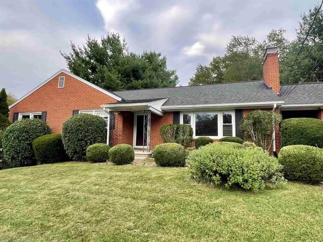 118 S Lynnhaven Dr, STAUNTON, VA 24401 (MLS #622159) :: Kline & Co. Real Estate
