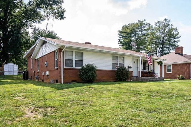 1934 Park Rd, WAYNESBORO, VA 22980 (MLS #622229) :: Kline & Co. Real Estate