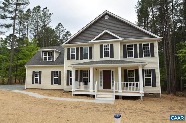 Lot 8 Chopping Rd Dh 8, MINERAL, VA 23117 (MLS #622703) :: KK Homes