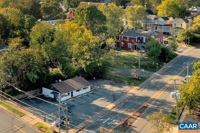 403 Avon St, CHARLOTTESVILLE, VA 22902 (MLS #622843) :: Real Estate III