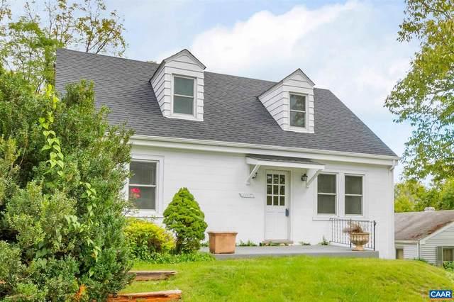 1115 Elliott Ave, CHARLOTTESVILLE, VA 22902 (MLS #622965) :: Kline & Co. Real Estate