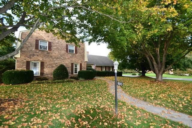 800 Gwynne Ave, WAYNESBORO, VA 22980 (MLS #623048) :: Kline & Co. Real Estate