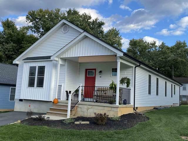 44 Antrim Rd, Fishersville, VA 22939 (MLS #623320) :: KK Homes