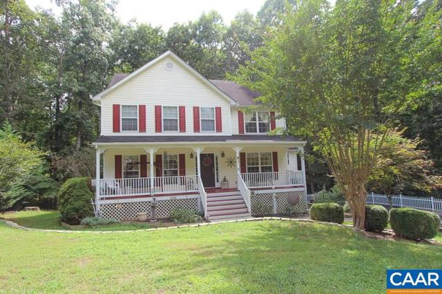 12 Wedge Ter, Palmyra, VA 22963 (MLS #563801) :: Strong Team REALTORS
