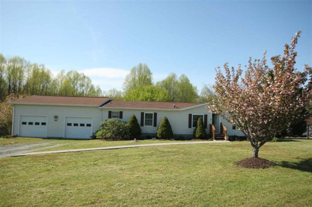 209 Social Hall Rd, New Canton, VA 23123 (MLS #574885) :: Jamie White Real Estate