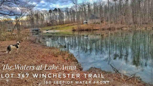 Lot 347 Winchester Trl #347, MINERAL, VA 23117 (MLS #575484) :: Jamie White Real Estate