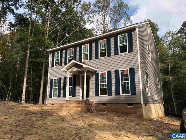 1593 Harris Creek Rd, LOUISA, VA 23093 (MLS #581423) :: Real Estate III