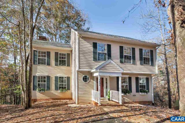 1806 Steeplechase Run, CHARLOTTESVILLE, VA 22911 (MLS #581521) :: Real Estate III