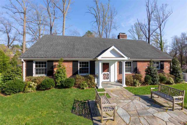 104 Buckingham Rd, CHARLOTTESVILLE, VA 22903 (MLS #585952) :: Jamie White Real Estate