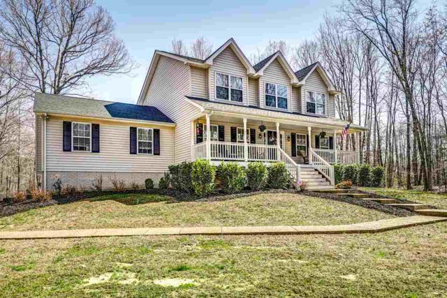 77 Cross Creek Way, Palmyra, VA 22963 (MLS #588544) :: Real Estate III