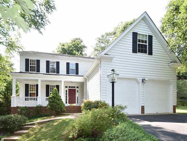 5023 Clearfields Ct, Crozet, VA 22932 (MLS #592515) :: Real Estate III
