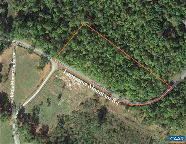 0 Lonesome Mountain Rd #12, CHARLOTTESVILLE, VA 22911 (MLS #593160) :: Kline & Co. Real Estate