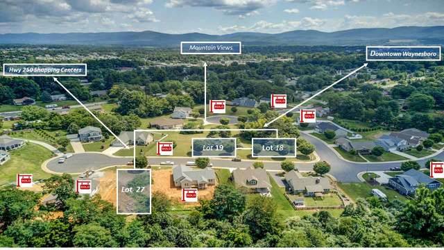 2501 Forest Dr #16, WAYNESBORO, VA 22980 (MLS #593932) :: Real Estate III