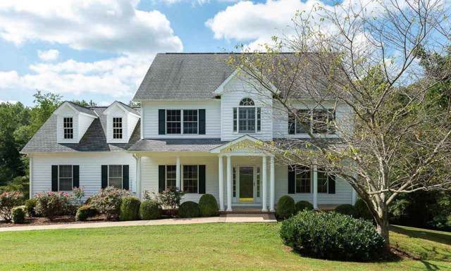 711 Martingale Ln, Earlysville, VA 22936 (MLS #595591) :: Real Estate III