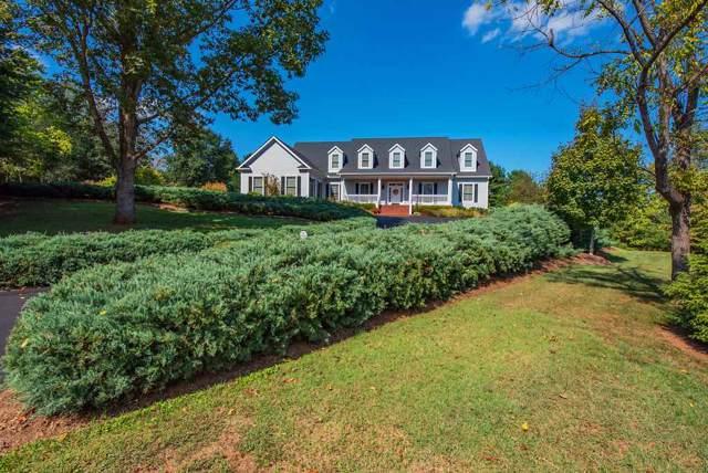 501 Rodes Dr, CHARLOTTESVILLE, VA 22901 (MLS #596396) :: Jamie White Real Estate