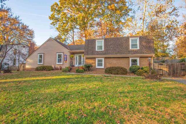 1423 Grove Rd, CHARLOTTESVILLE, VA 22901 (MLS #596956) :: Jamie White Real Estate