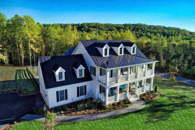 2346 Hyland Ridge Dr, CHARLOTTESVILLE, VA 22911 (MLS #599197) :: KK Homes