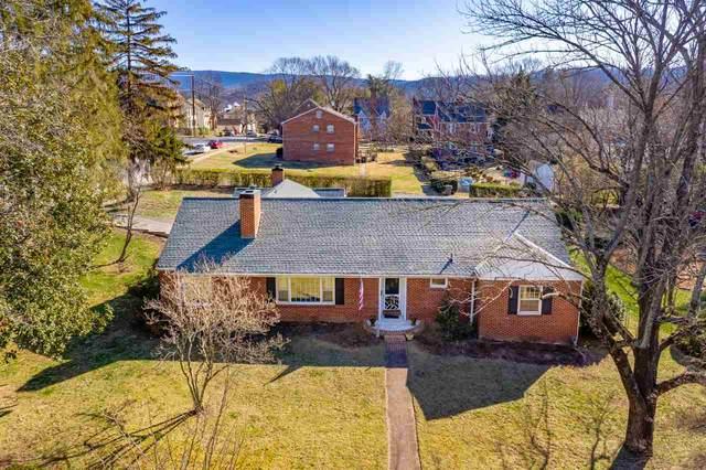 600 Locust Ave, WAYNESBORO, VA 22980 (MLS #599304) :: Jamie White Real Estate