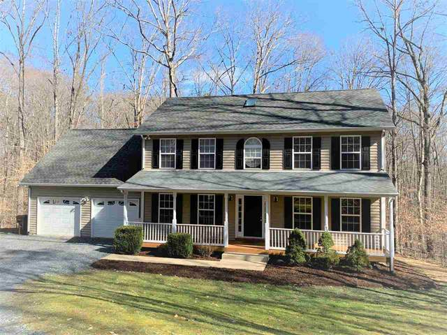 53 East Point Rd, Palmyra, VA 22963 (MLS #599865) :: Jamie White Real Estate
