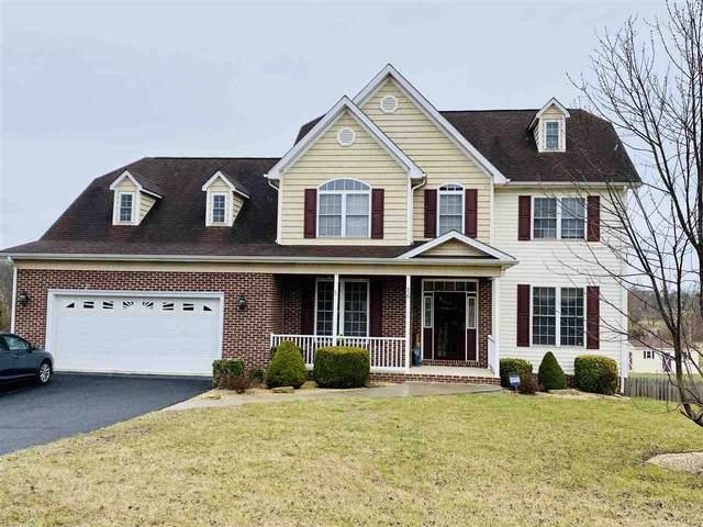 16 Hamshire Way, Fishersville, VA 22939 (MLS #599959) :: KK Homes