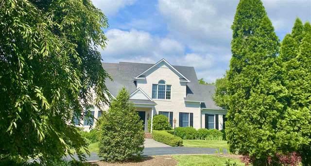 960 Turner Mountain Rd, CHARLOTTESVILLE, VA 22903 (MLS #601090) :: Real Estate III