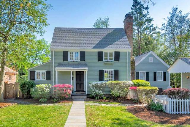 1504 Rutledge Ave, CHARLOTTESVILLE, VA 22903 (MLS #601303) :: Real Estate III