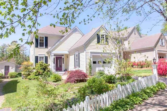 117 Amherst Commons, CHARLOTTESVILLE, VA 22903 (MLS #602122) :: Jamie White Real Estate