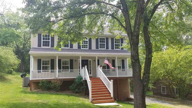4 Rockbrook Dr, CHARLOTTESVILLE, VA 22901 (MLS #603887) :: Real Estate III