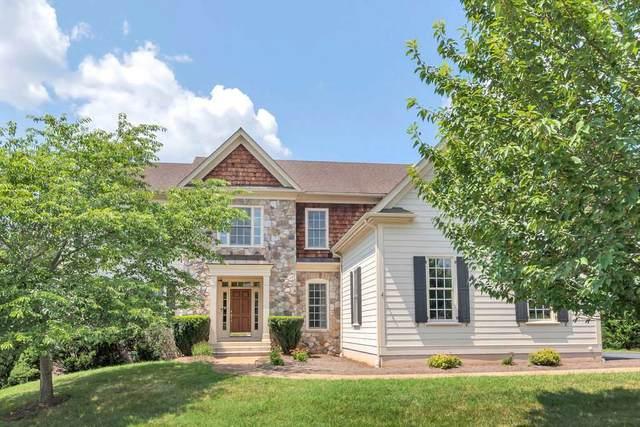 1407 Sunderland Ln, KESWICK, VA 22947 (MLS #604407) :: Real Estate III