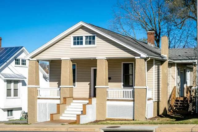 506 W Market St, HARRISONBURG, VA 22802 (MLS #604581) :: Jamie White Real Estate