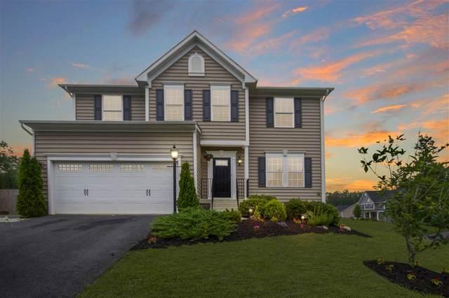 183 Manor Blvd, Palmyra, VA 22963 (MLS #605162) :: Real Estate III