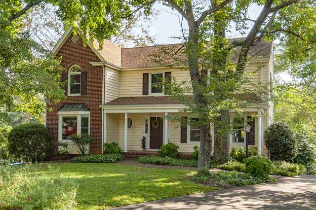3185 Malbon Dr, CHARLOTTESVILLE, VA 22911 (MLS #606591) :: Jamie White Real Estate