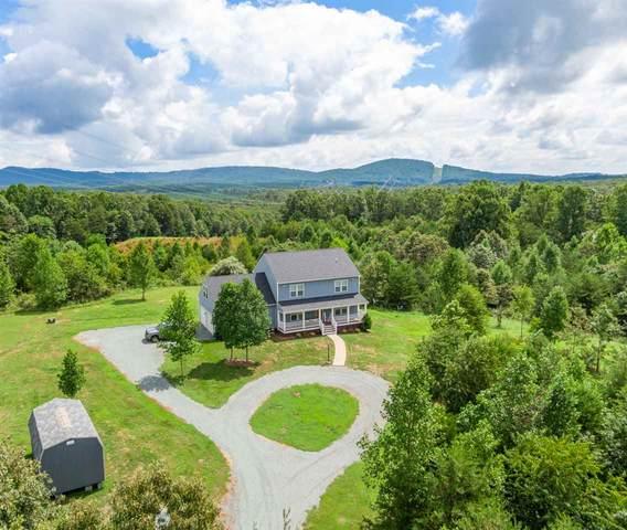 2030 Via Creek Dr, CHARLOTTESVILLE, VA 22903 (MLS #607305) :: Jamie White Real Estate