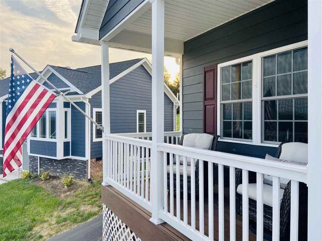 121 Beauregard Dr, STAUNTON, VA 24401 (MLS #607772) :: Real Estate III